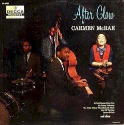 Carmen McRae - All My Life
