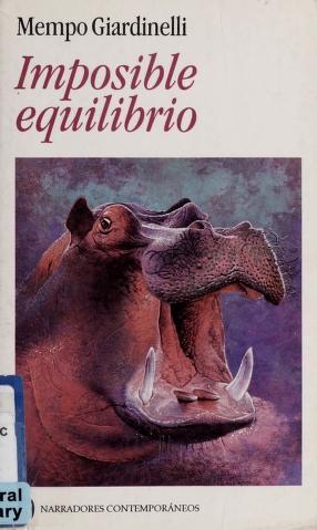 Cover of: Imposible equilibrio | Mempo Giardinelli